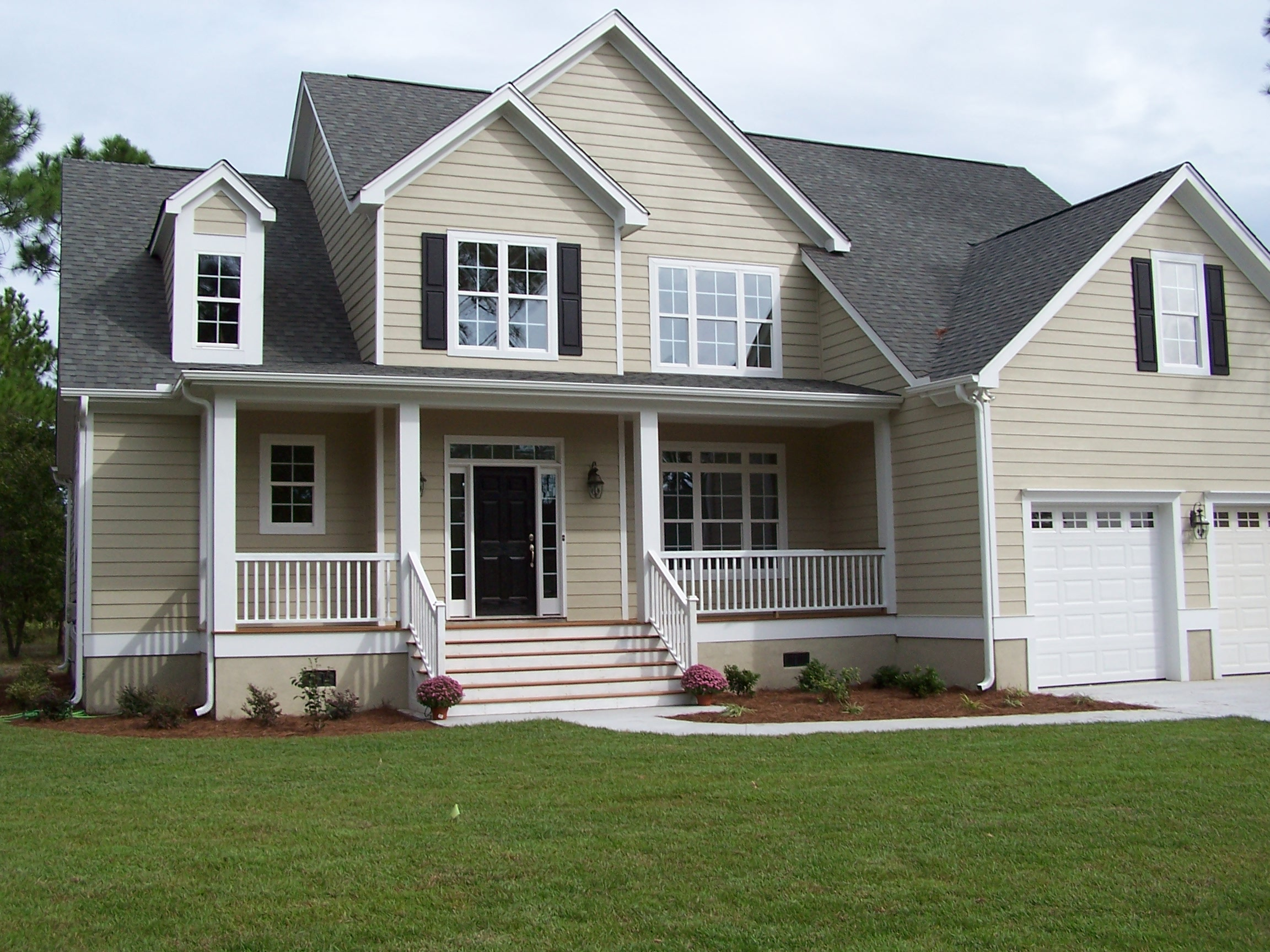 Home building financing the basics of stucco for Home builder contractors